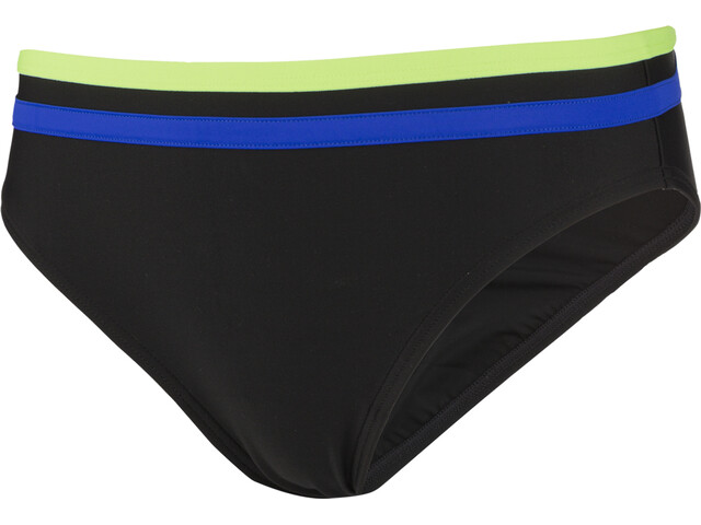 speedo Hydractive Bragas de bikini con cintura alta Mujer, black/blue
